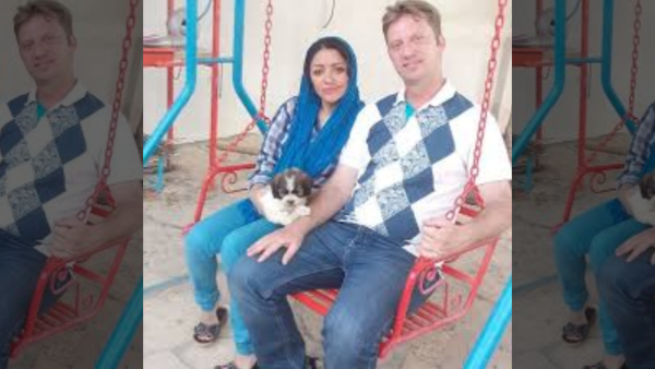 Navy vet freed after two years detained in Iran