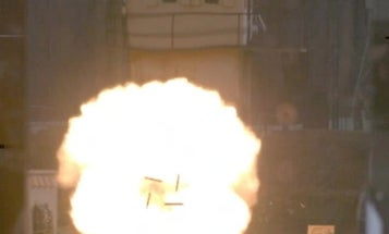 The Navy Quietly Tested Supersonic Ammo At Sea Last Year