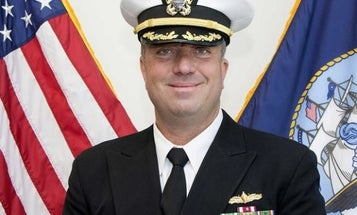 Navy Recruiting District Michigan Commander Relieved
