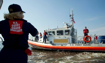 Coast Guard To Struggling Families: Have You Considered Becoming A Dog Walker?