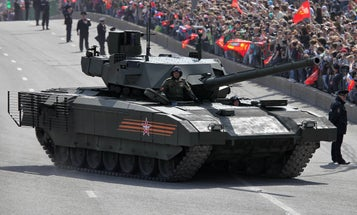 Russia's Pricey New Tank Can't Top The T-34, Which Is Still Going Strong Decades Later