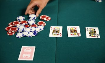Navy Officer Allegedly Stole $2.7 Million To Feed High-Stakes Poker Habit