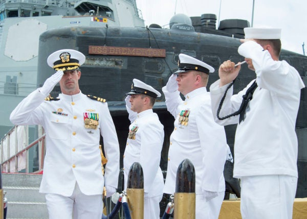Sub Commander Fired Over Allegations He Hired 10 Hookers On Deployment