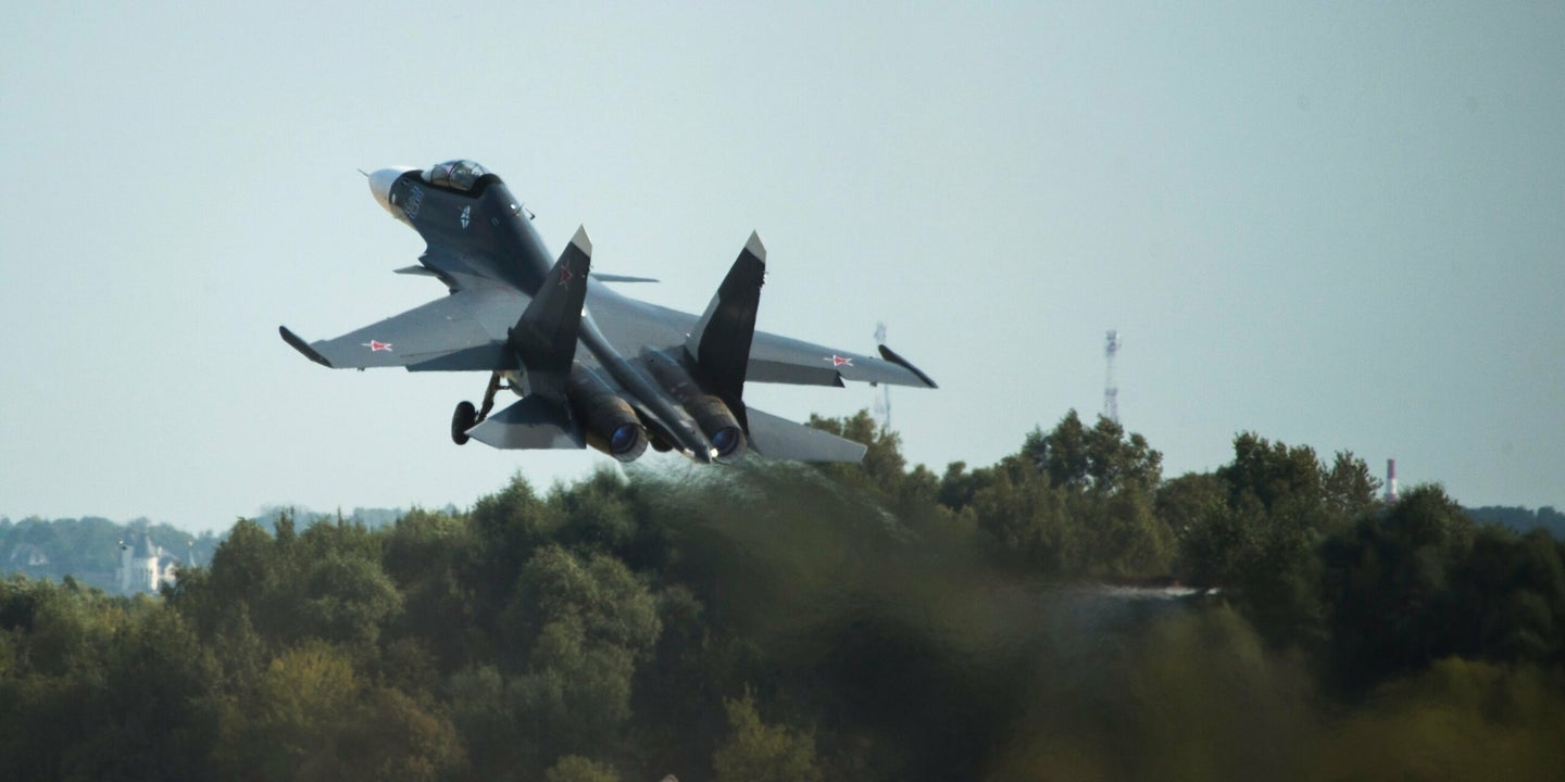 The Russian Military Wants Authority To Shoot Passenger Jets Out Of The Sky