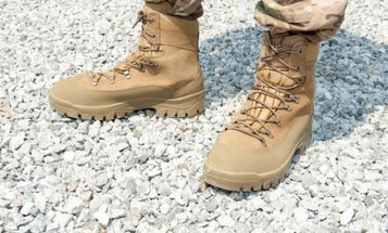 The Army Is Finally Testing New Combat Boots After Thousands Of Soldiers Complained About Their Current Pair