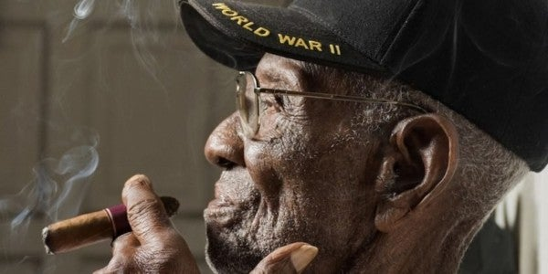 Richard Overton, America's Oldest Veteran, Was Finally Laid To Rest In Texas — With A Box Of Cigars And A Bottle Of Whiskey