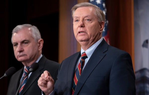 Sen. Lindsey Graham Suggests Trump's Abrupt Syria Withdrawal 'Set In Motion' Deadly ISIS Attack On US Troops