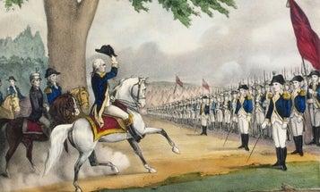 A New Book Reveals The Secret Plot To Assassinate George Washington