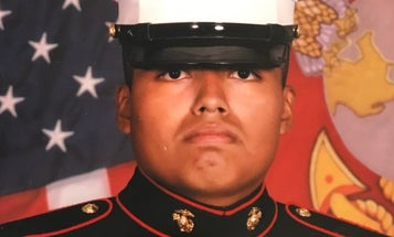 This Marine Veteran Was Investigated For Deportation. He Was Born In Michigan