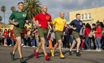 The Military Has Started Issuing New Sneakers To Recruits At Boot Camp