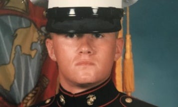 Transitioning Home: One Vet's Journey From The Marine Corps To Cintas