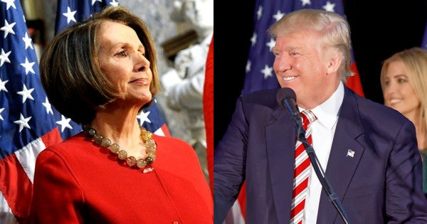 Trump Cancels Pelosi's Trip To Afghanistan As Payback For State Of The Union Letter