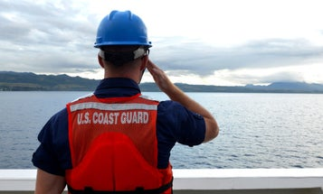 Coast Guard Members May End Up Getting Paid Despite The Government Shutdown