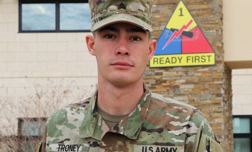 This Soldier Claimed He Saved An Injured Motorist With A Ballpoint Pen. Well, That's Probably B.S.