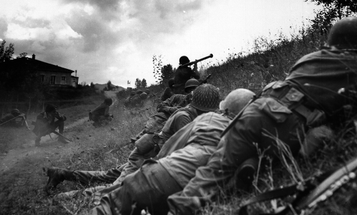 The Army Vet Who Nearly Gutted His Own Platoon Leader For Cowardice During WWII