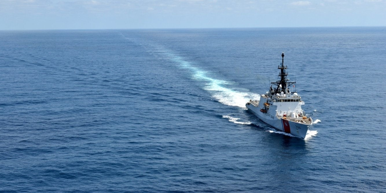 Unpaid Coast Guard Members Are Deploying For A Months-Long Mission In The Pacific