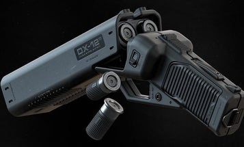 This Futuristic Shotgun Concept Is Deadly For All The Wrong Reasons
