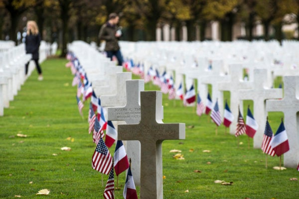 Hundreds Of Strangers Attend Funerals For Veterans Who Died Alone