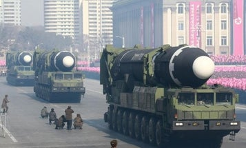 North Korea Has A Bunch Of Undeclared Missile Bases, Report Reveals