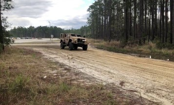 It Took The Army 4 Years To Field The JLTV. It Took Soldiers 4 Days To Total One