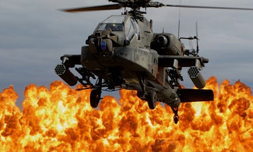 Confessions Of An Apache Pilot: What It's Like To Fly The Military's Most Heavily Armed Attack Helicopter