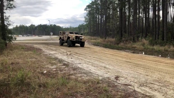 These Are The Lucky Soldiers Who Get To Destroy The JLTV Next