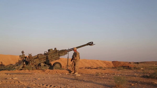 The Army's New Supergun Could Put China On Blast