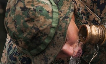 The Navy Won't Pay Damages To People Who Drank Camp Lejeune's Toxic Water, But It Is Throwing Money At Its Broke Aircraft Carrier