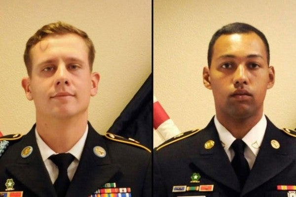 Army Identifies Two Soldiers Killed in Fort Bliss Stryker Vehicle Crash