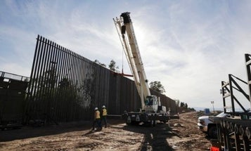 The Pentagon is tapping funds meant to counter Russia in Europe for Trump's border wall