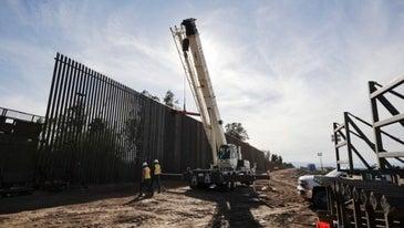 Border Wall Construction