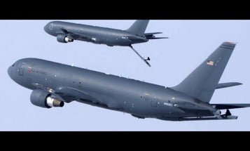 The Air Force's First KC-46 Pegasus Tankers Are Finally Here After Decades Of Uncertainty