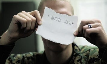 Marine Suicides Reach Highest Level In A Decade Despite End Of Large-Scale Combat Operations