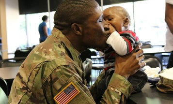 The Army Is Finally Cutting Dads A Break With More Parental Leave