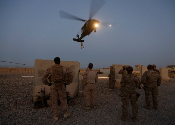 The US Has Worked Out A 'Draft Framework' With The Taliban To End The War In Afghanistan
