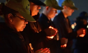 The military has seen a significant increase in suicide deaths since COVID-19 hit