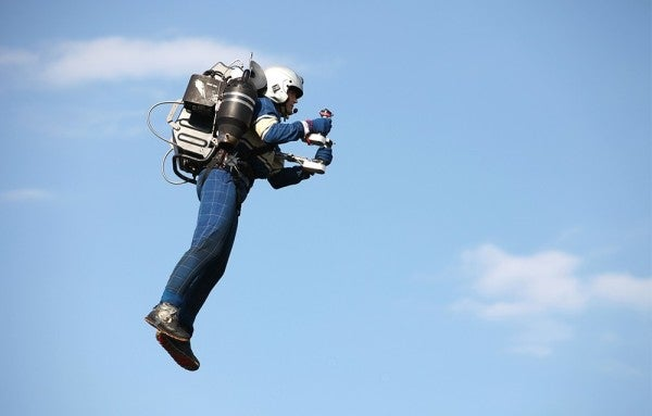 SOCOM Could Test A Military Jet Pack As Soon As This Summer