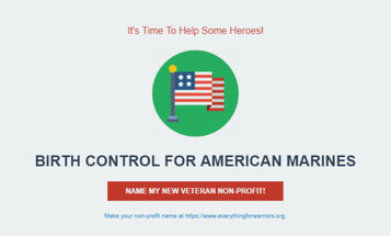 These Veterans Charities Aren't Real, But Goddammit They Should Be