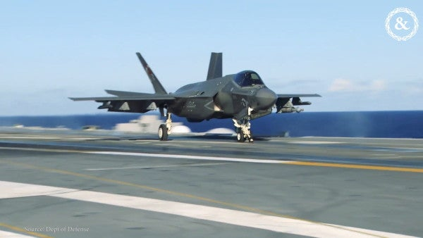 The Pentagon's Latest Assessment Of The F-35 Is In, And It Ain't Pretty