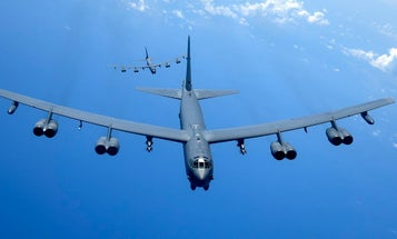 US Sends B-52 Bombers Over East China Sea Amid Tensions With China