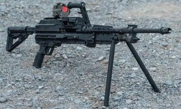 Meet One Of The Contenders To Replace SOCOM's M240 Machine Gun