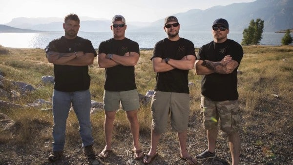 We Salute The 4 Veterans Who Rowed 3,000 Miles Across The Atlantic In A Boat Called 'The Woobie'