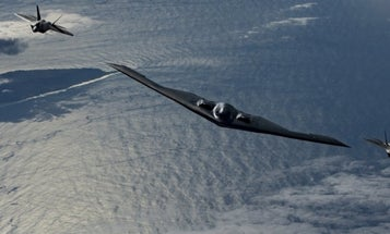 High School Students Designed A $1 Part To Prevent 'Catastrophic' Accidents Aboard B-2 Stealth Bombers