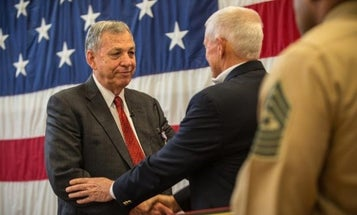 Vietnam Veteran Awarded Silver Star 51 Years After Heroically Leading Rescue Of Ambushed Convoy