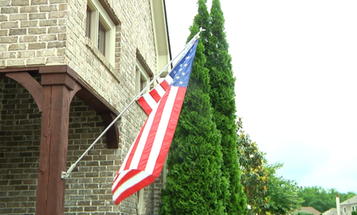 A South Carolina veteran is suing his homeowner association over his right to fly the American flag