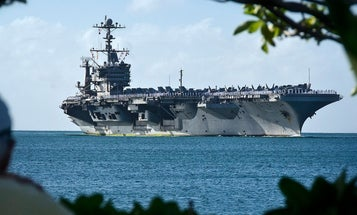 The Navy admits that its secretive new $760 million aircraft carrier defense system is a total failure