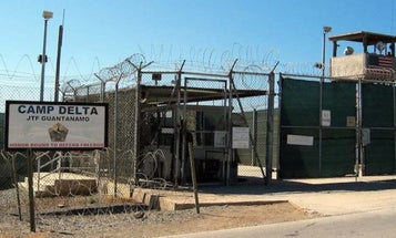 Hundreds of ISIS fighters could end up in Guantanamo Bay