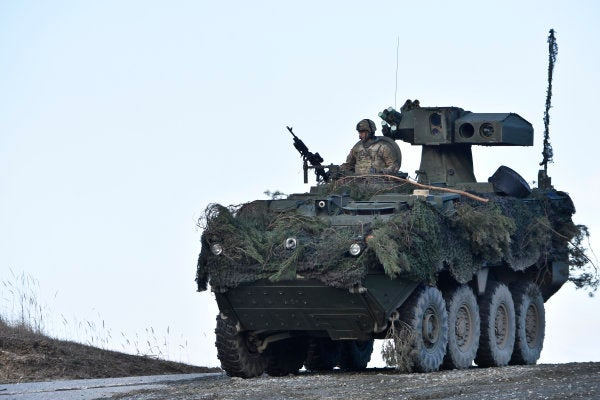 Why the Army is outgunned in Europe compared to Russia