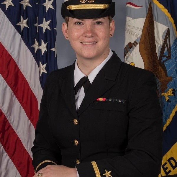 Pathbreaking transgender sailor forced to resign amid sexual misconduct charge she denies