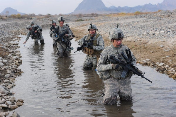 Optimism may protect soldiers against chronic pain, study says